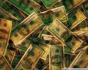 Денежки доллары