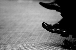 ноги идут на склад