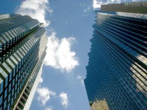 небоскрёбы